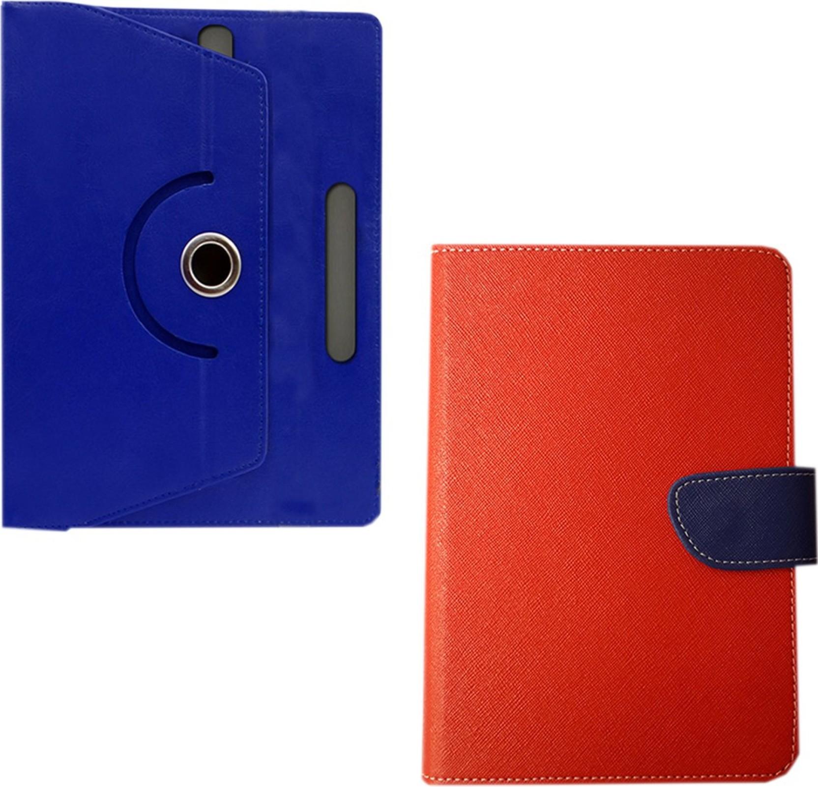 Buyezyy Flip Cover For Lenovo S5000 Tablet Wifi 3g 16gb Bz 2408 Share
