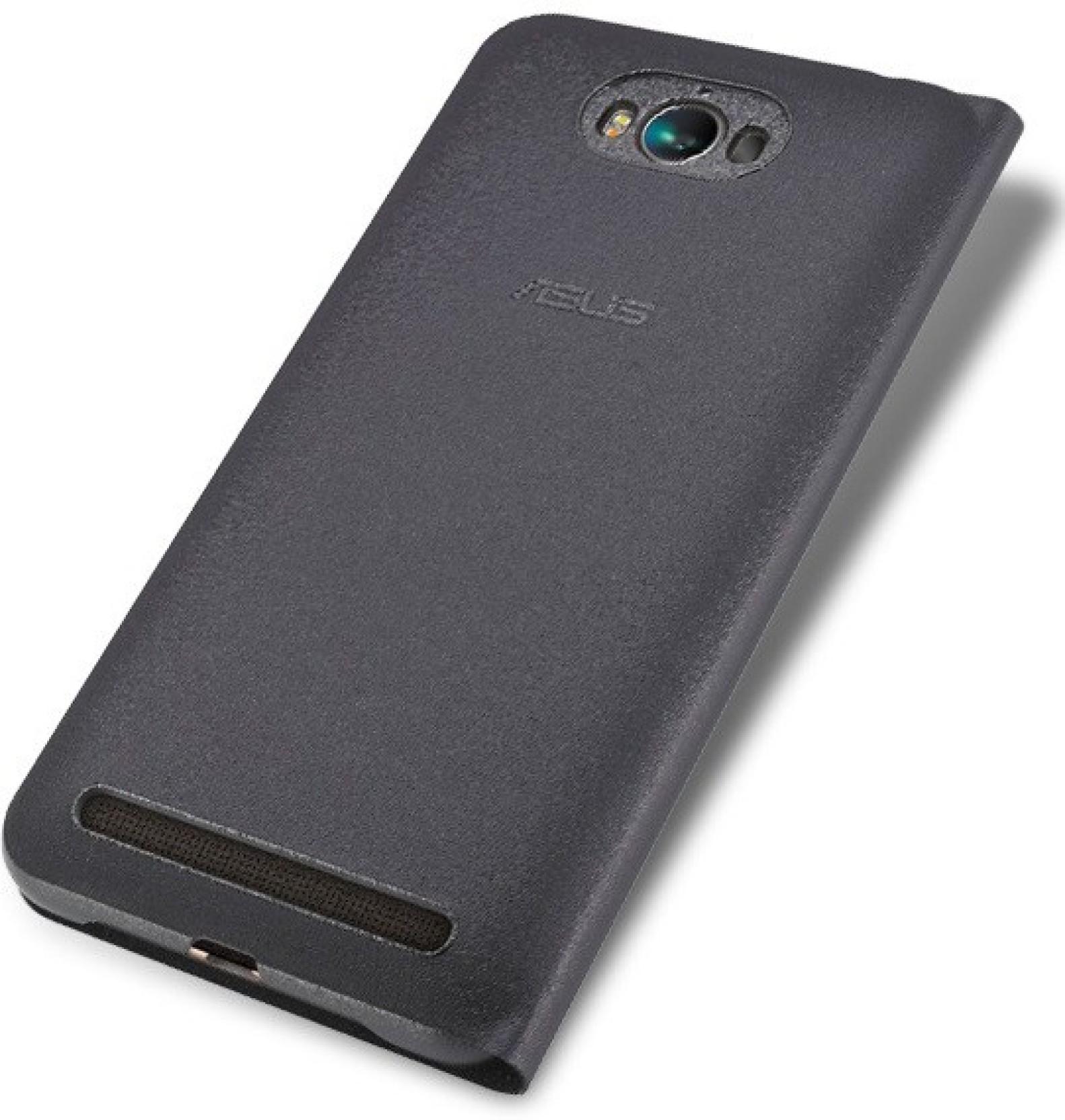 Kdrock Flip Cover For Asus Zenfone Max Zc550kl 2 32gb Black Share