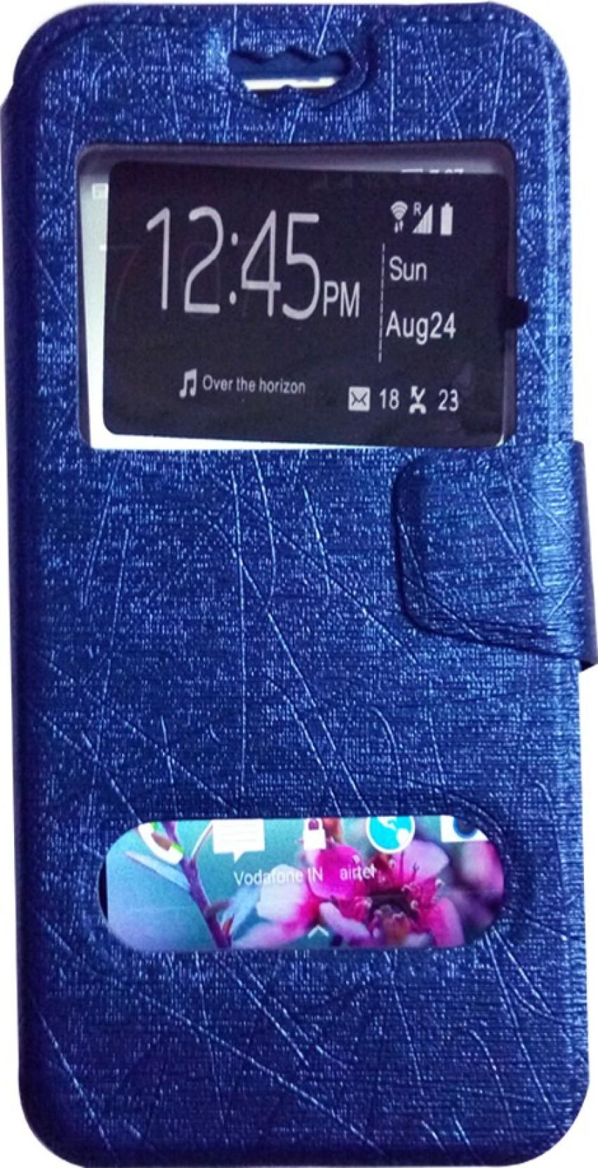 sale retailer d6847 3db05 NAV Flip Cover for HTC One ME Dual SIM - NAV : Flipkart.com