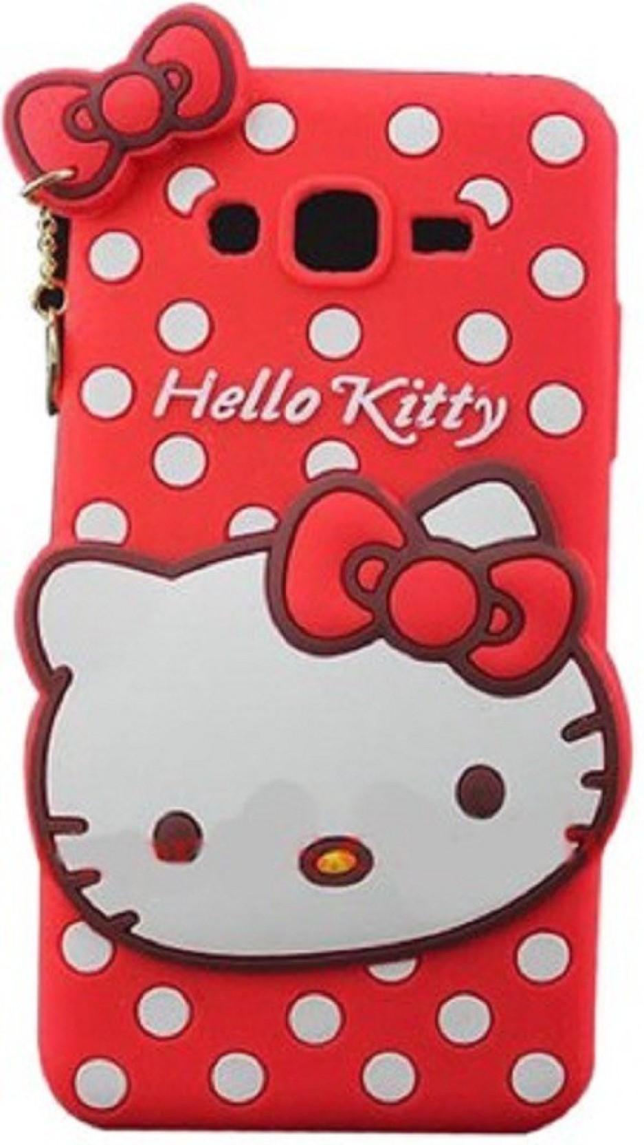 Hello Kitty Back Cover For Samsung Galaxy J3 2015 V G313 Dual Sim Home