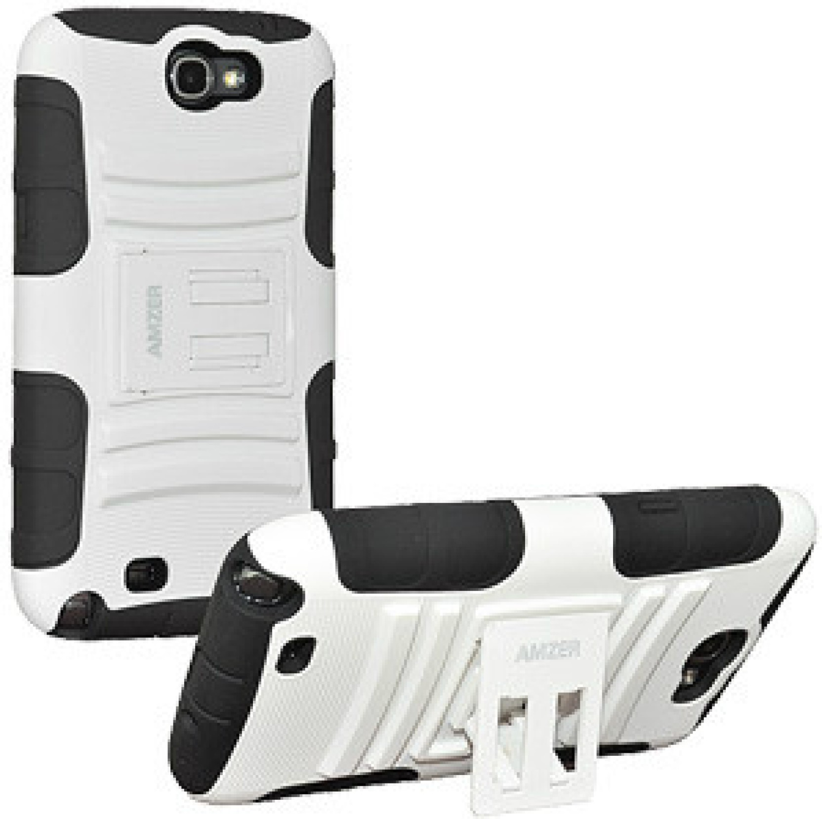 Amzer Back Cover For Samsung Galaxy Note 2 Circuit Board N7100 Best Durable Case Cell Phones Home