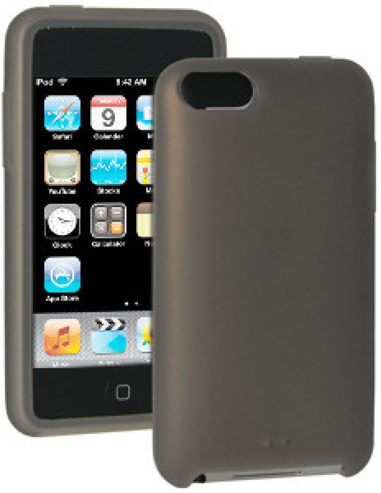 amzer back cover for ipod touch 3rd gen ipod touch 2g. Black Bedroom Furniture Sets. Home Design Ideas