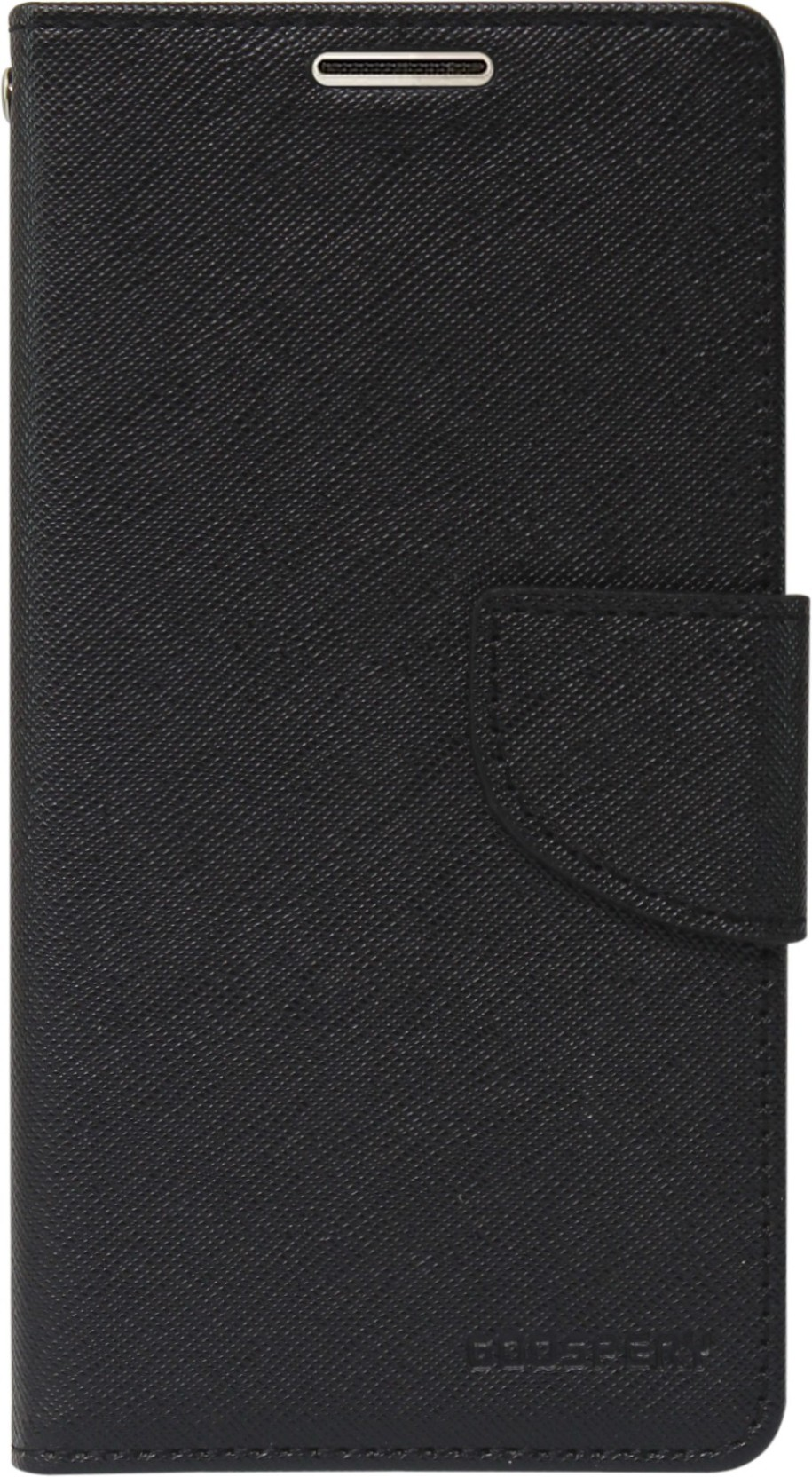 Goospery Wallet Case Cover For Samsung Galaxy J5 A5 2016 Canvas Diary Gray Add To Cart