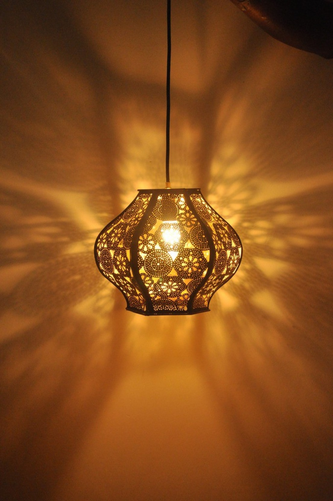 Logam turkish pendants ceiling lamp