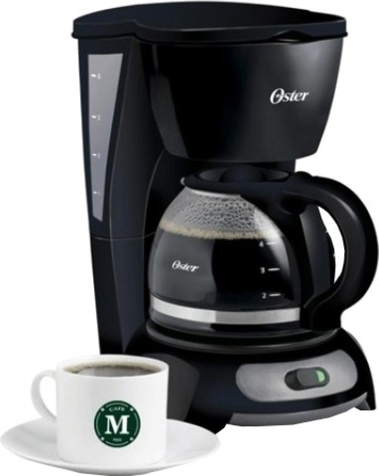 Filter Coffee Maker Flipkart : Oster 3301 4 Cups Coffee Maker Price in India - Buy Oster 3301 4 Cups Coffee Maker Online at ...