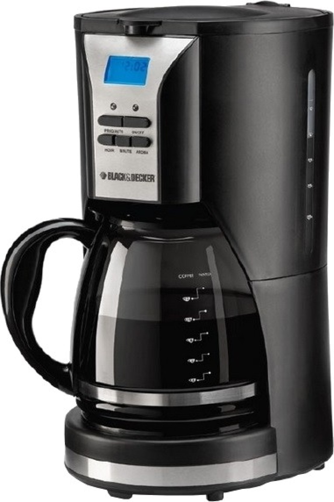 Black & Decker DCM90 12 Cups Coffee Maker Price in India - Buy Black & Decker DCM90 12 Cups ...