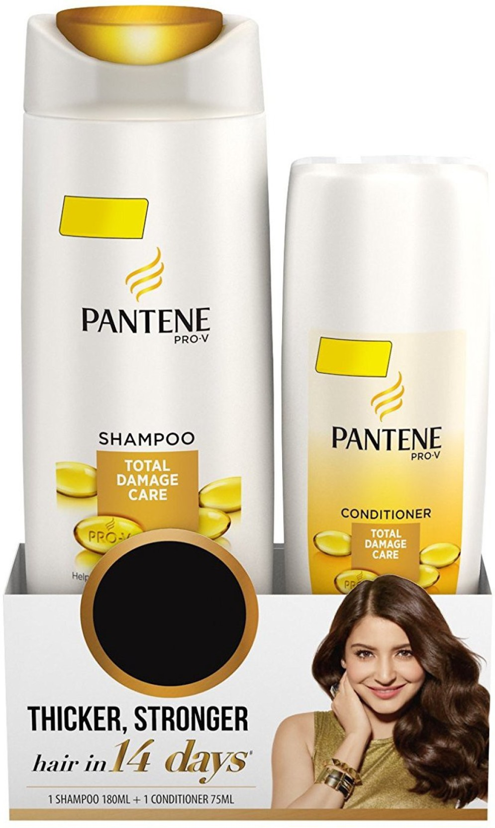 Limited Line Promo Pantene Shampoo 340ml Total Damage Care Free Source · Pantene Total Damage Care Shampoo 180ml With Conditioner 70 Ml 75ml Home