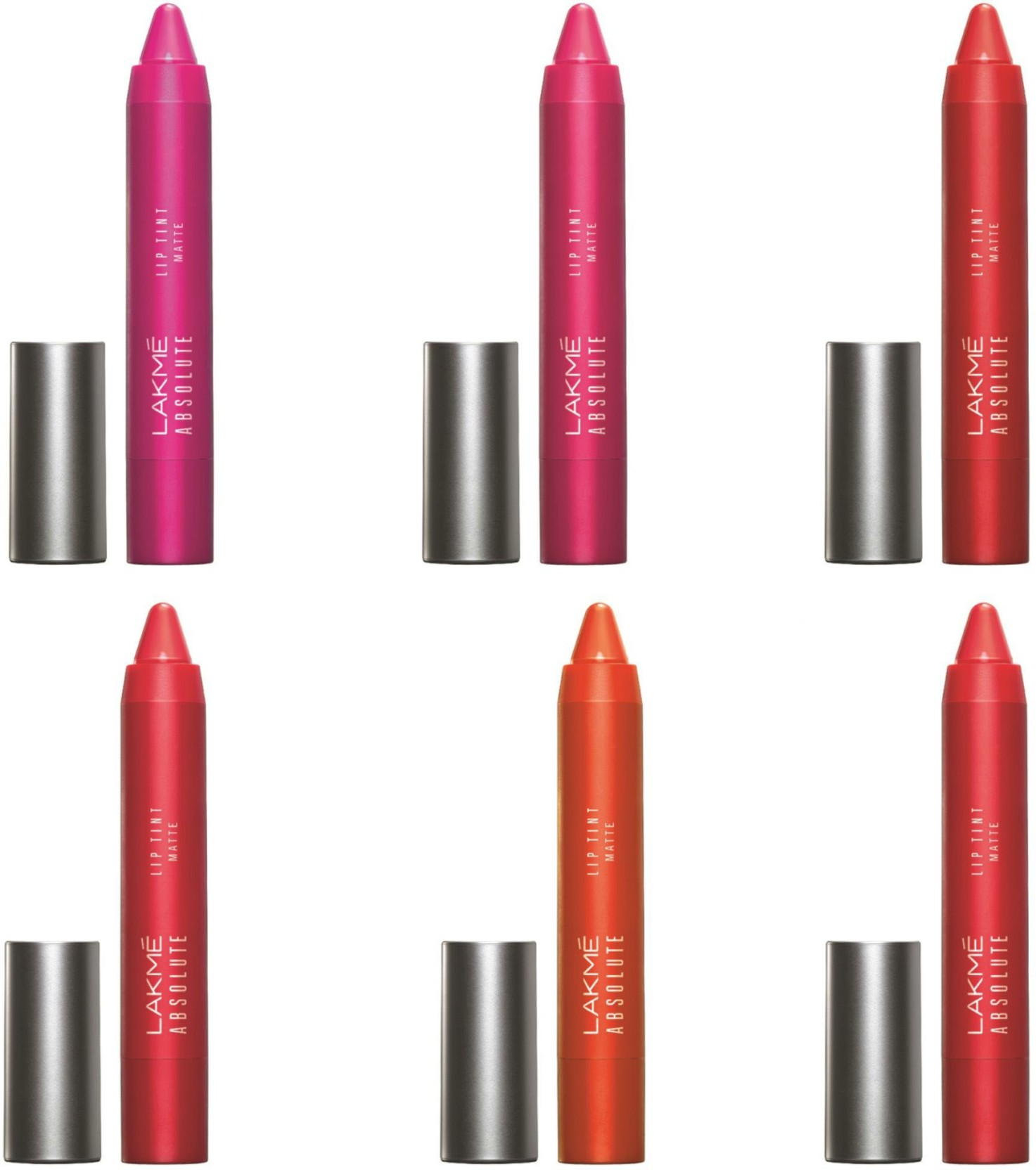 Lakme Absolute Lip Pout Matte Lip Color