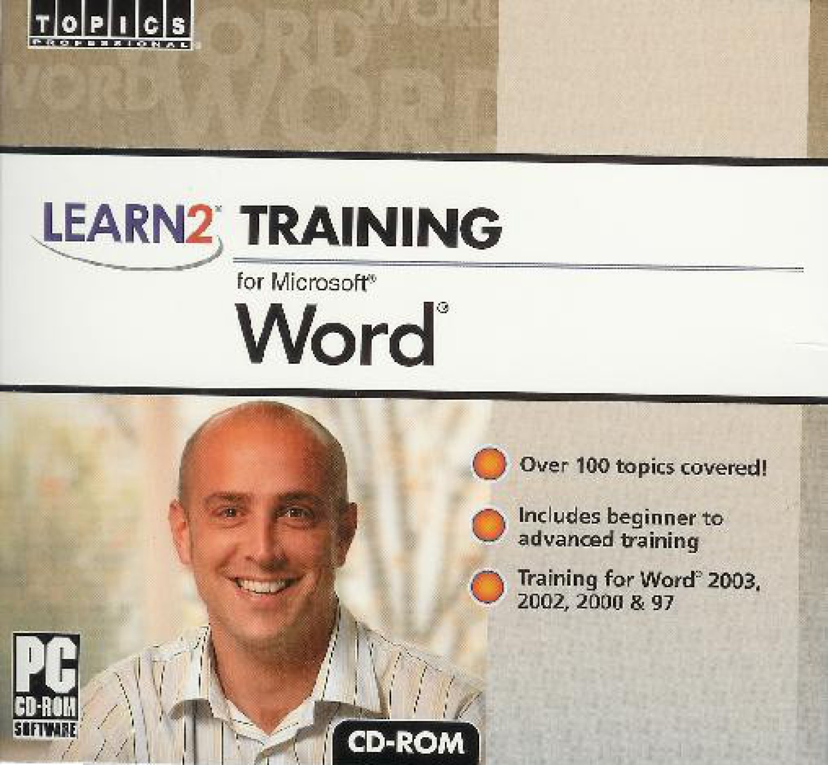 Learning Microsoft Word 2000 With CDROM