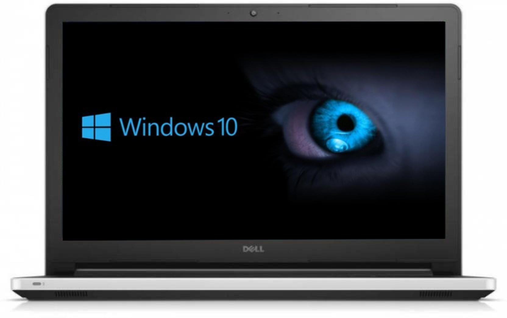 Dell Inspiron Core I3 6th Gen 4 Gb 1 Tb Hdd Windows 10 Home 5559 Set Komputer