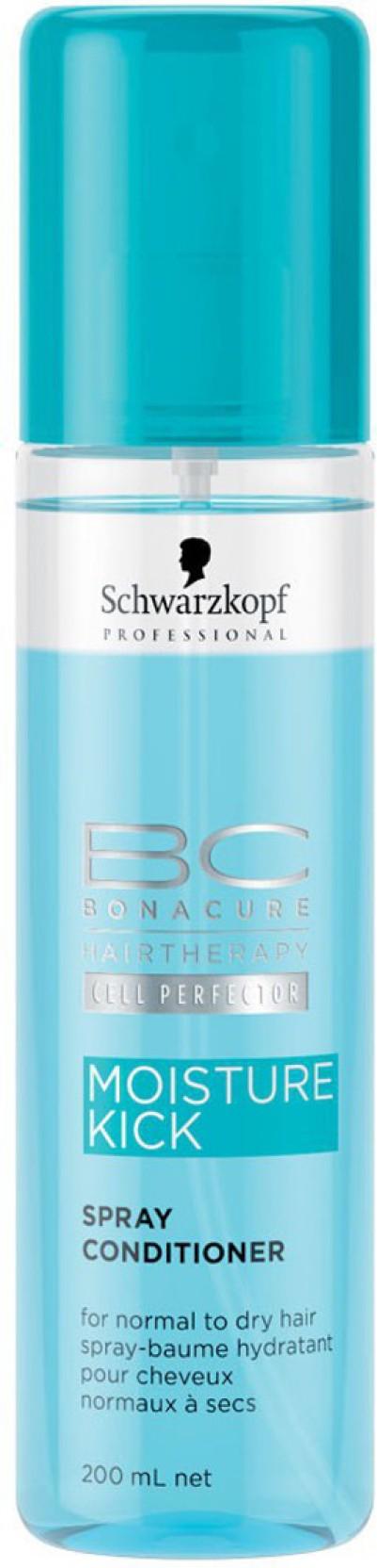 Schwarzkopf Moisture Kick Spray Conditioner - Price in India 69fe3da564faf