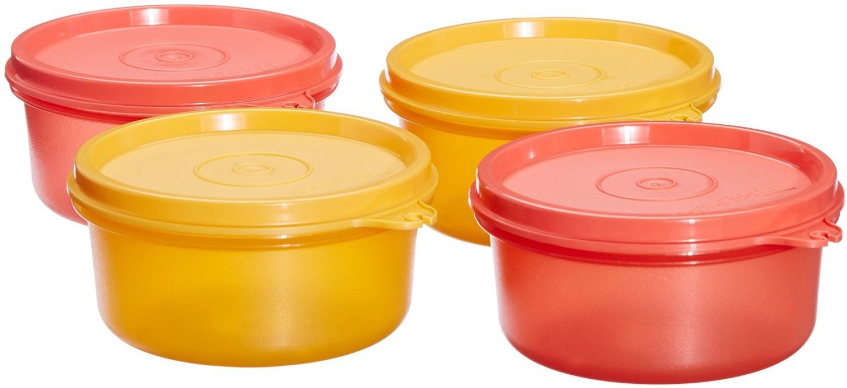 tupperware lunch box 4 containers lunch box. Black Bedroom Furniture Sets. Home Design Ideas