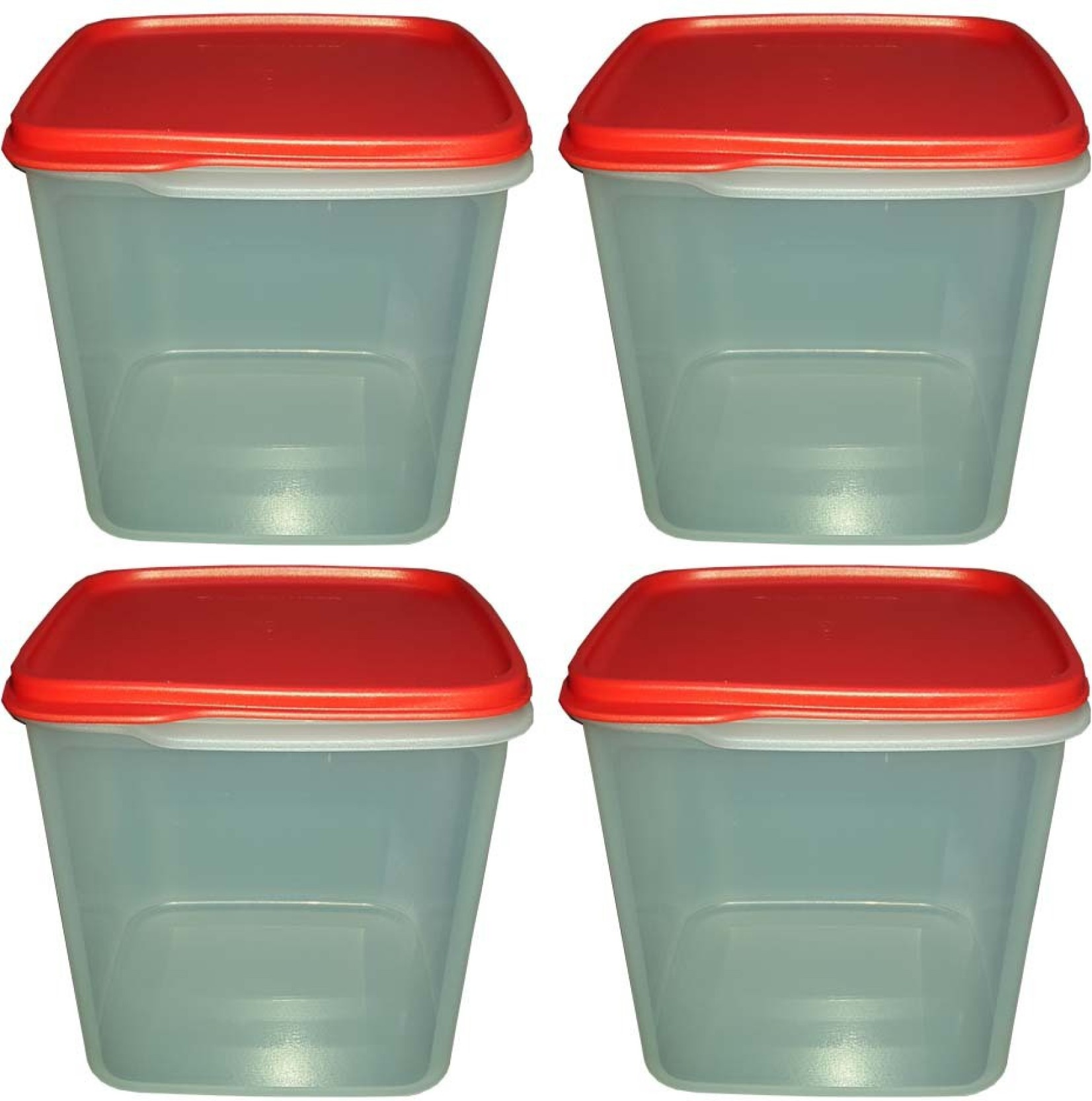Tupperware - 5.4 L Plastic Grocery Container Price in India - Buy ...