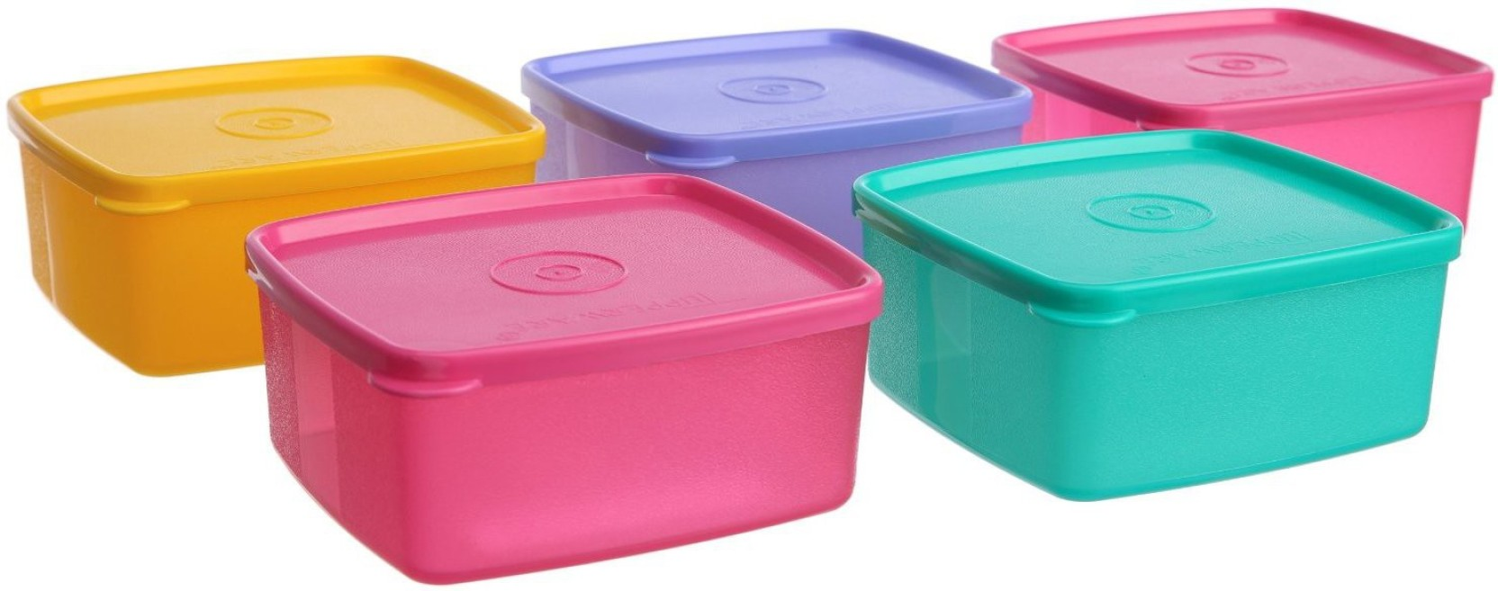 Tupperware Cool n Fresh - 500 ml Plastic Grocery Container Price in ...