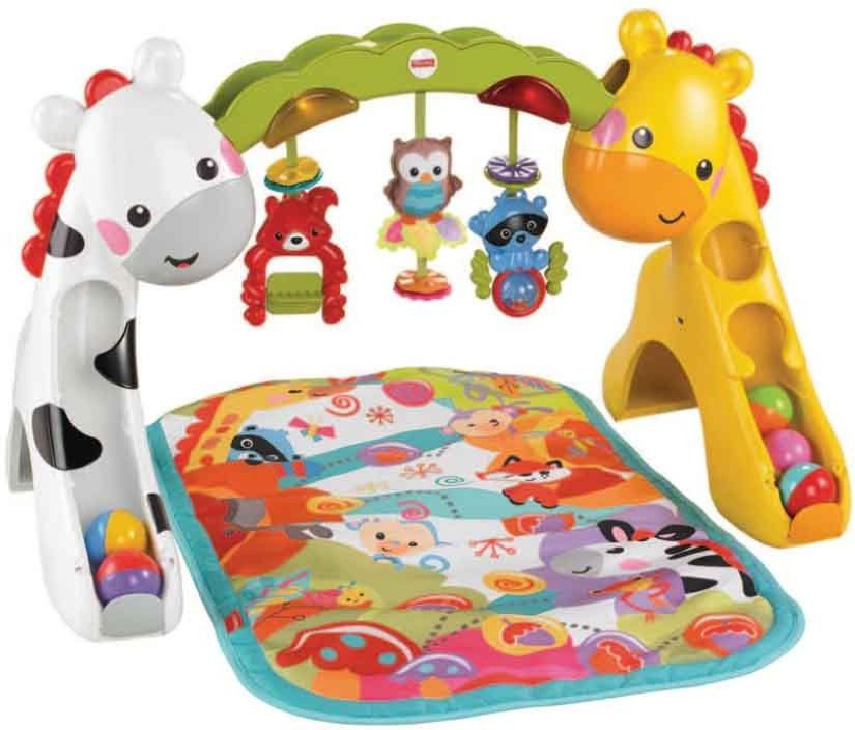 Fisher Price Newborn to Toddler Play Gym Newborn to Toddler Play