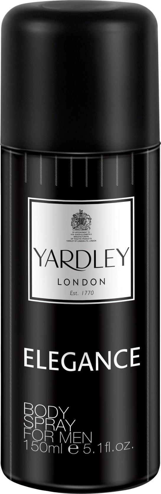 Yardley London Elegance Deodorant Spray For Men Price In India Bri Edt 125 Ml Add To Cart