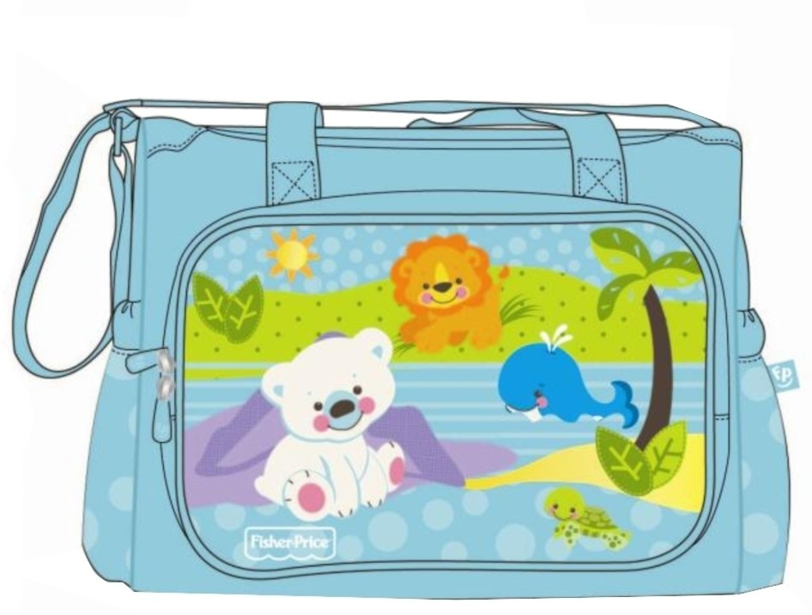Fisher Price Shoulder Diaper Bag Buy Baby Care Products