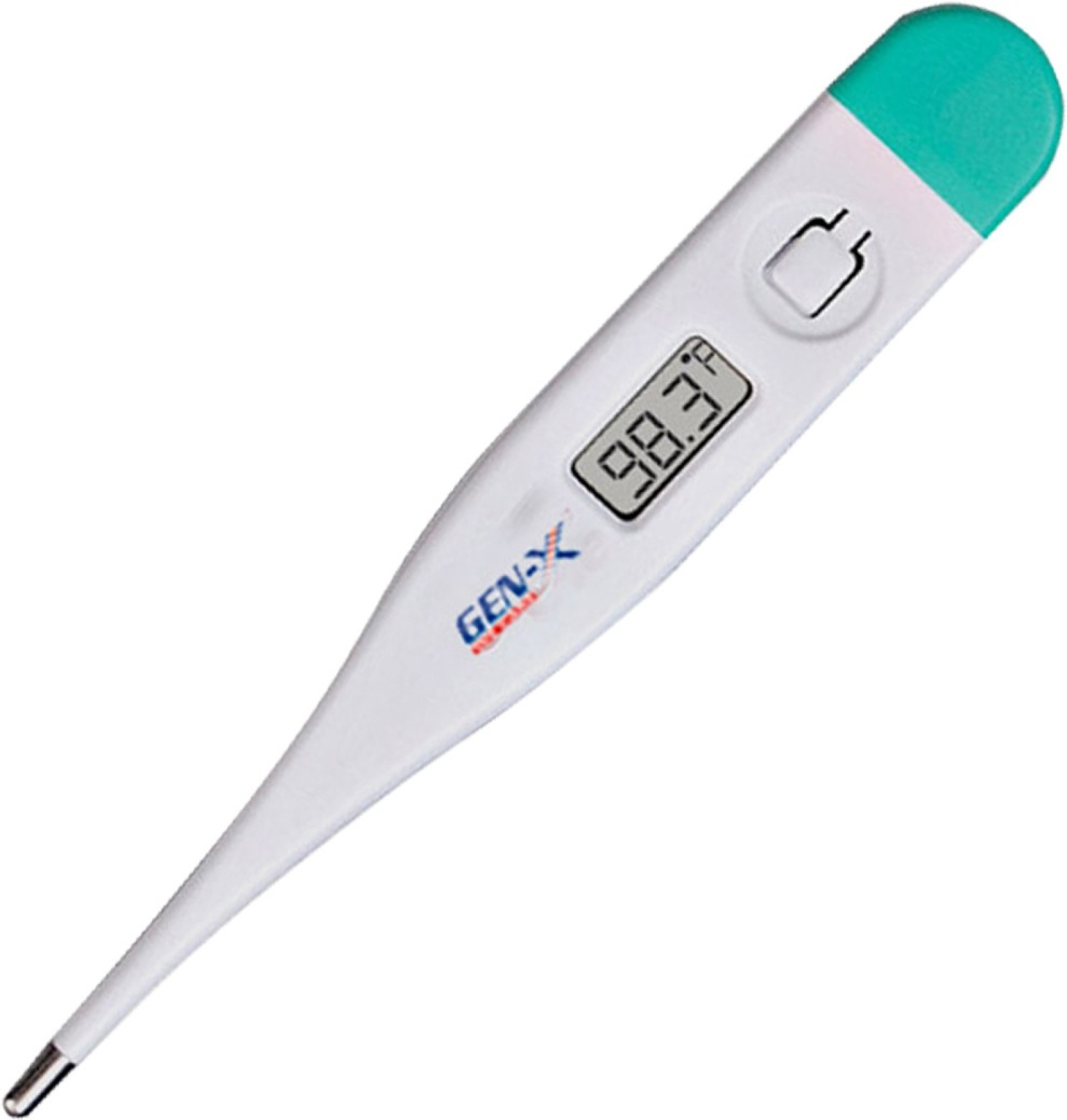 Gen X Vm 101 Digital Thermometer Omron Mc 246 Termometer Share