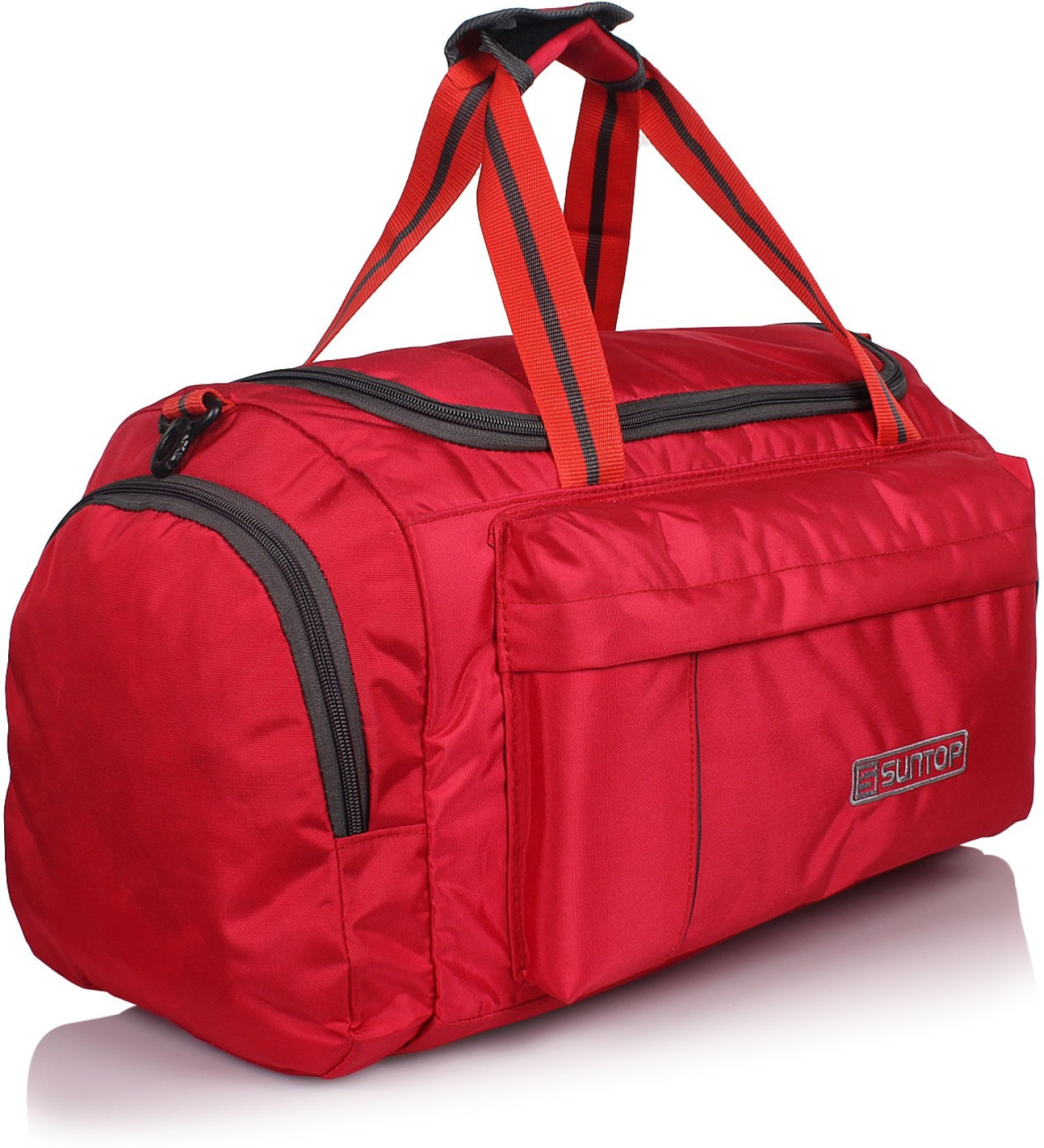 Gym Bag Flipkart: Suntop Alive Travel/Gym/Fitness 20 Inch/50 Cm Travel
