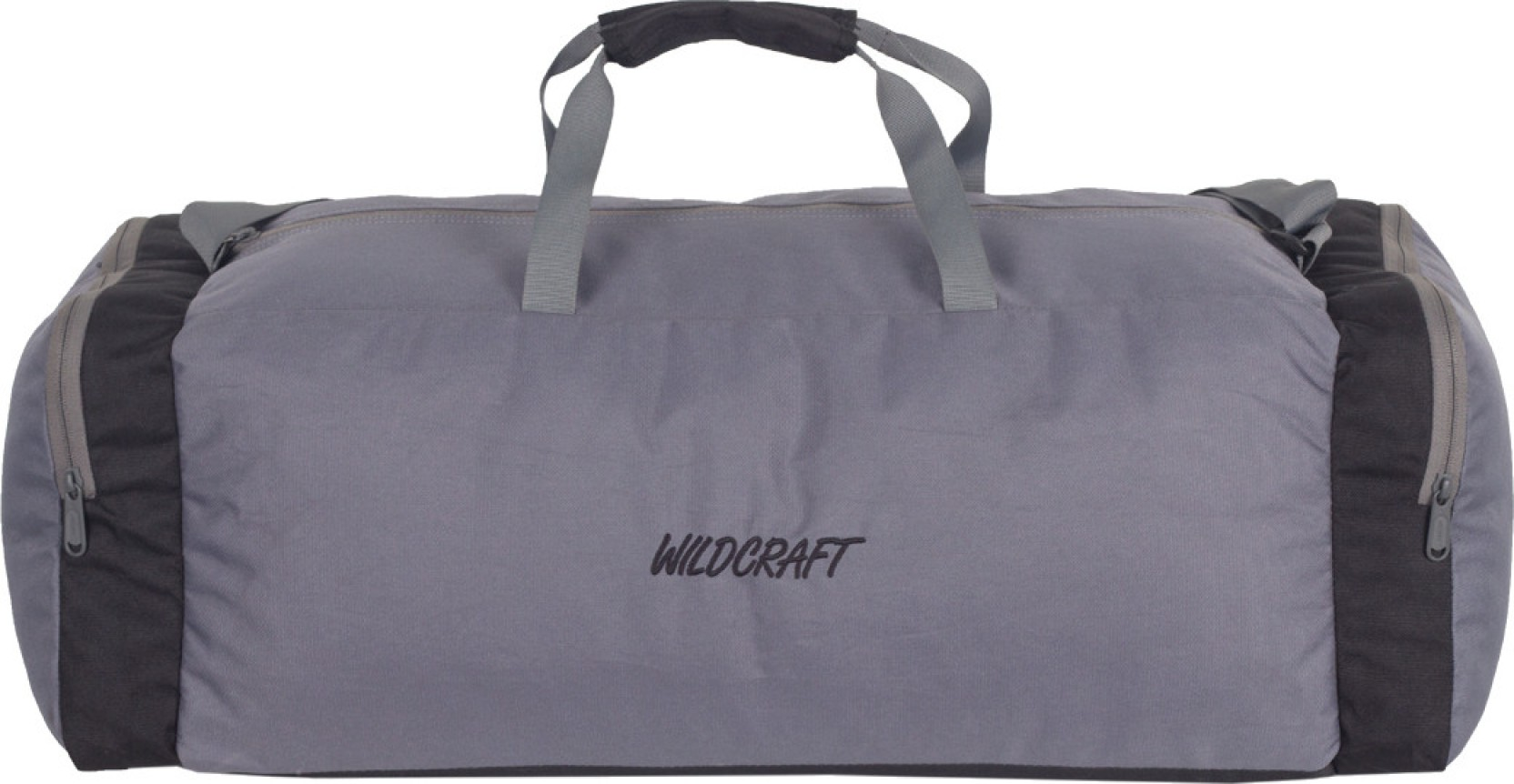 Wildcraft Power 22 Inch 55 Cm Travel Duffel Bag Grey Price In India Flipkart Com