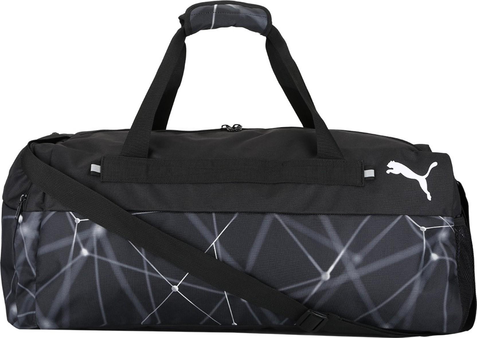 90c3799b45c1 Puma fundamentals sports bag graphic bag puma black galaxy jpg 1664x1180 Workout  bags puma small