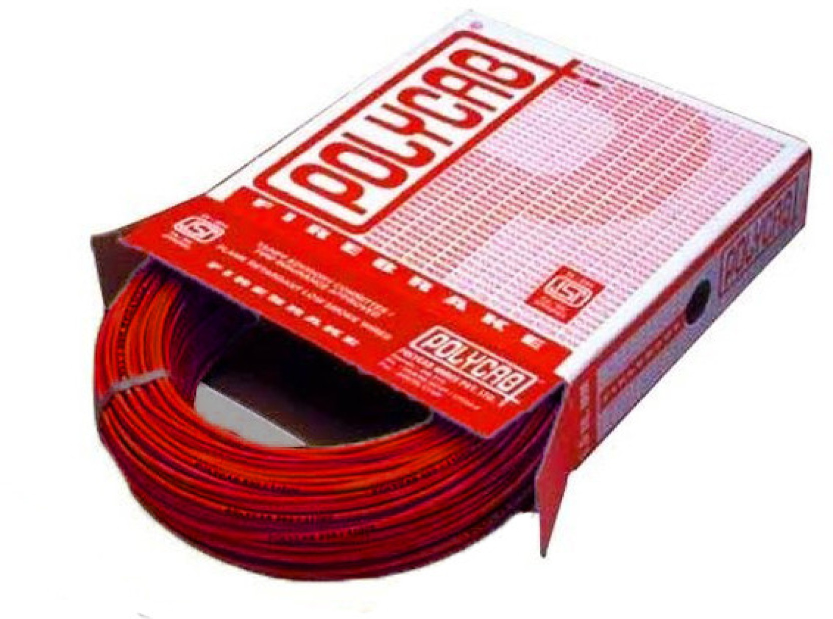 Polycab FR PVC, PVC 1.5 sq/mm Red 90 m Wire Price in India - Buy ...