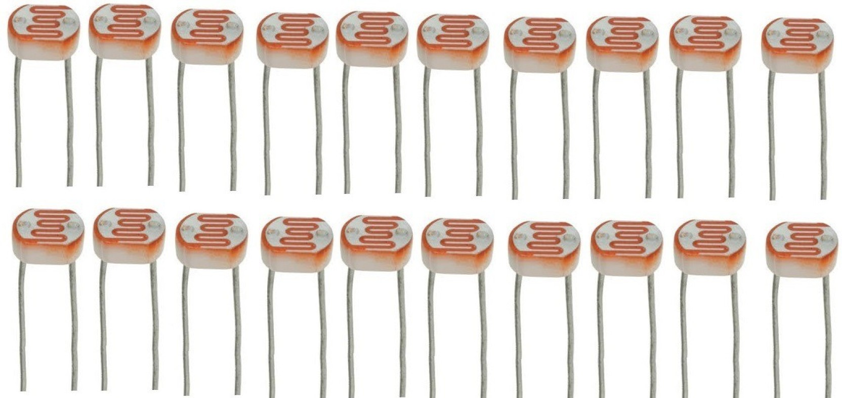 Acme Electronics 20 X Ldr Photocell Sensor Light Dependent Resistor For Projects Electronic Components Hobby Kit Circuits 23 Add To Cart