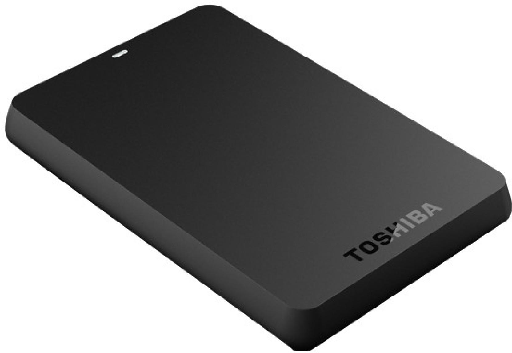 Toshiba Canvio Basic 500 GB External Hard Disk - Toshiba ...