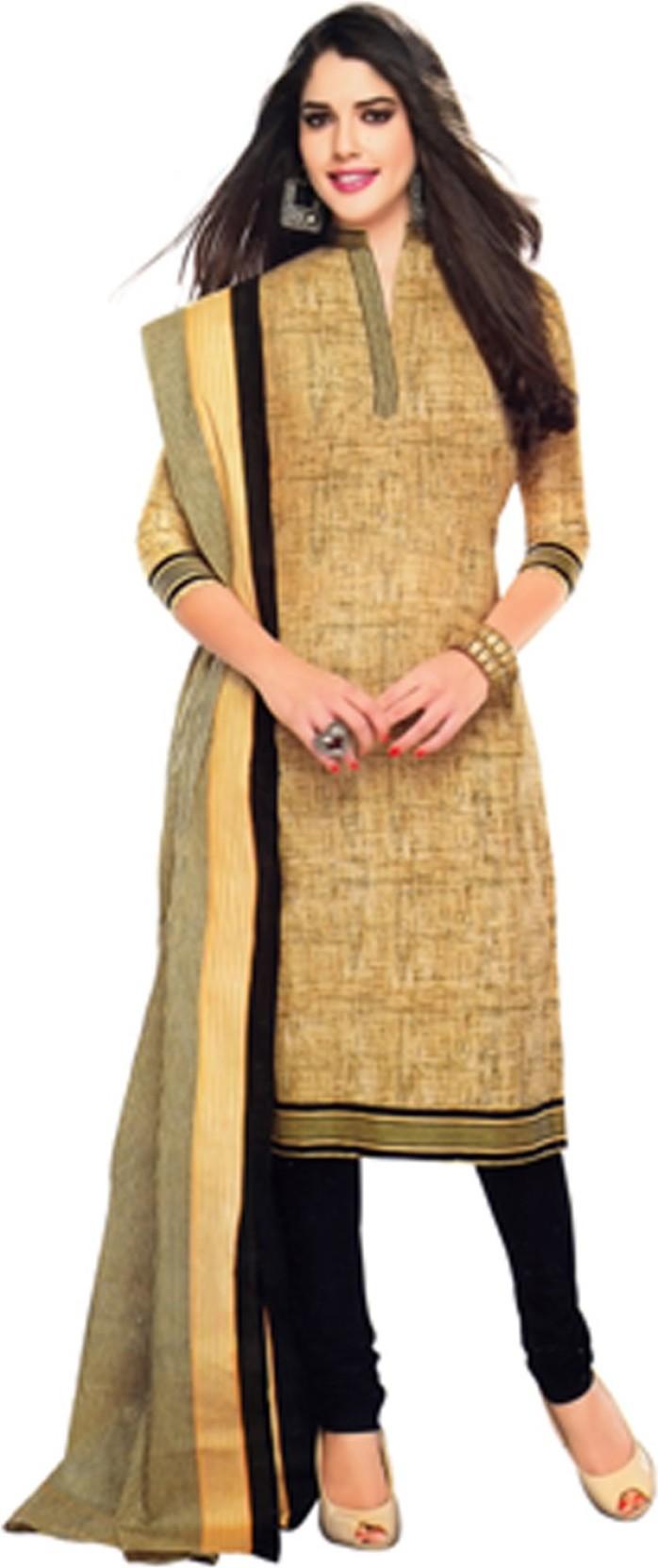 Beautiful PATIALA DRESS MATERIALS Price At Flipkart Snapdeal Ebay Amazon  Photo