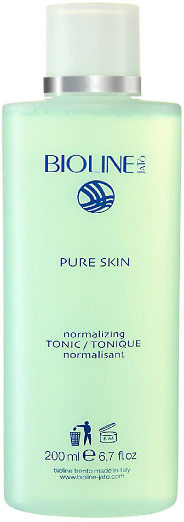 bioline pure skin cleansing gel