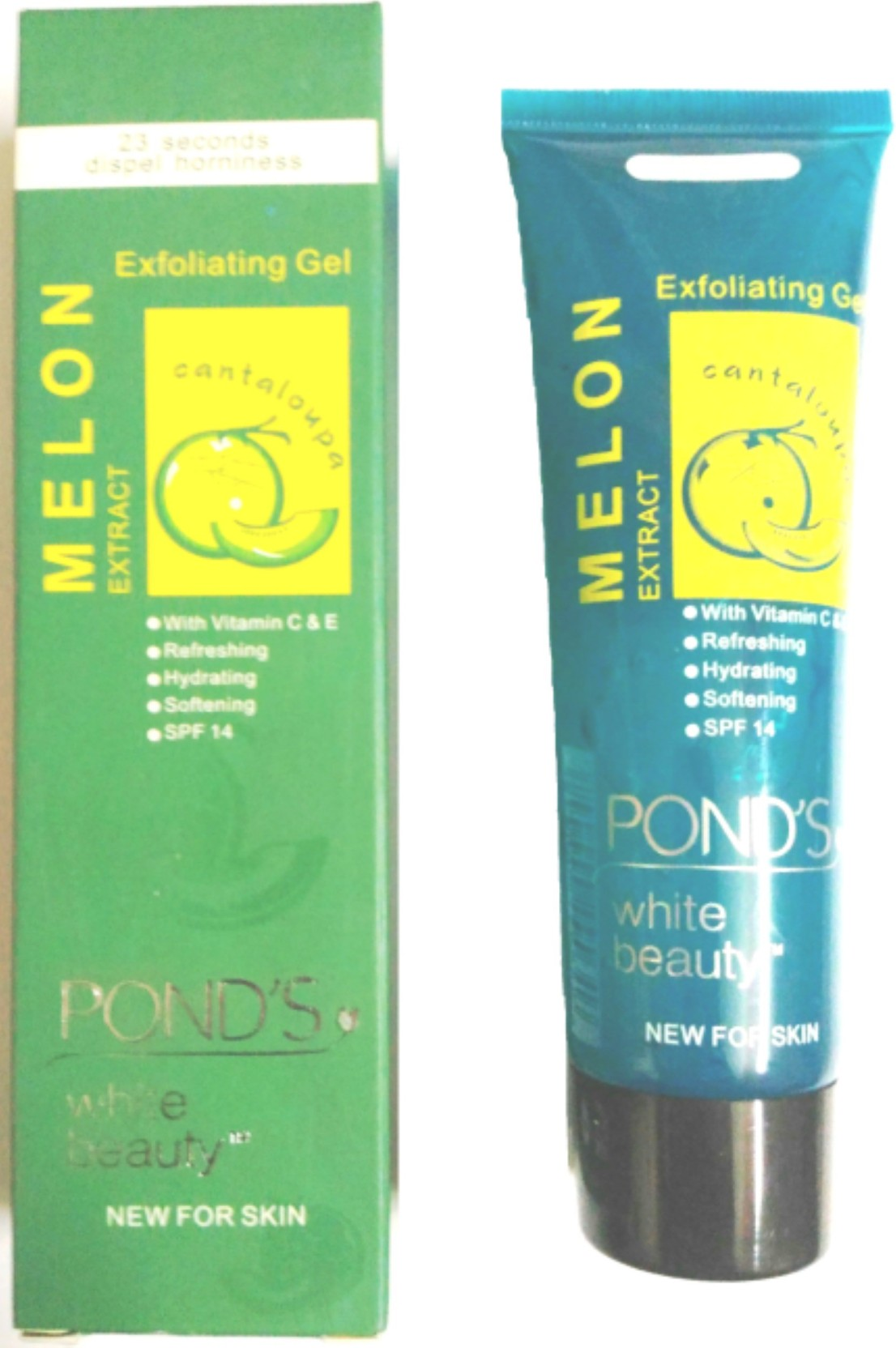 Ponds White Beauty Melon Extract Exfoliating Gel For Dead Skin Face Men Acne Solution 20 Gr Share