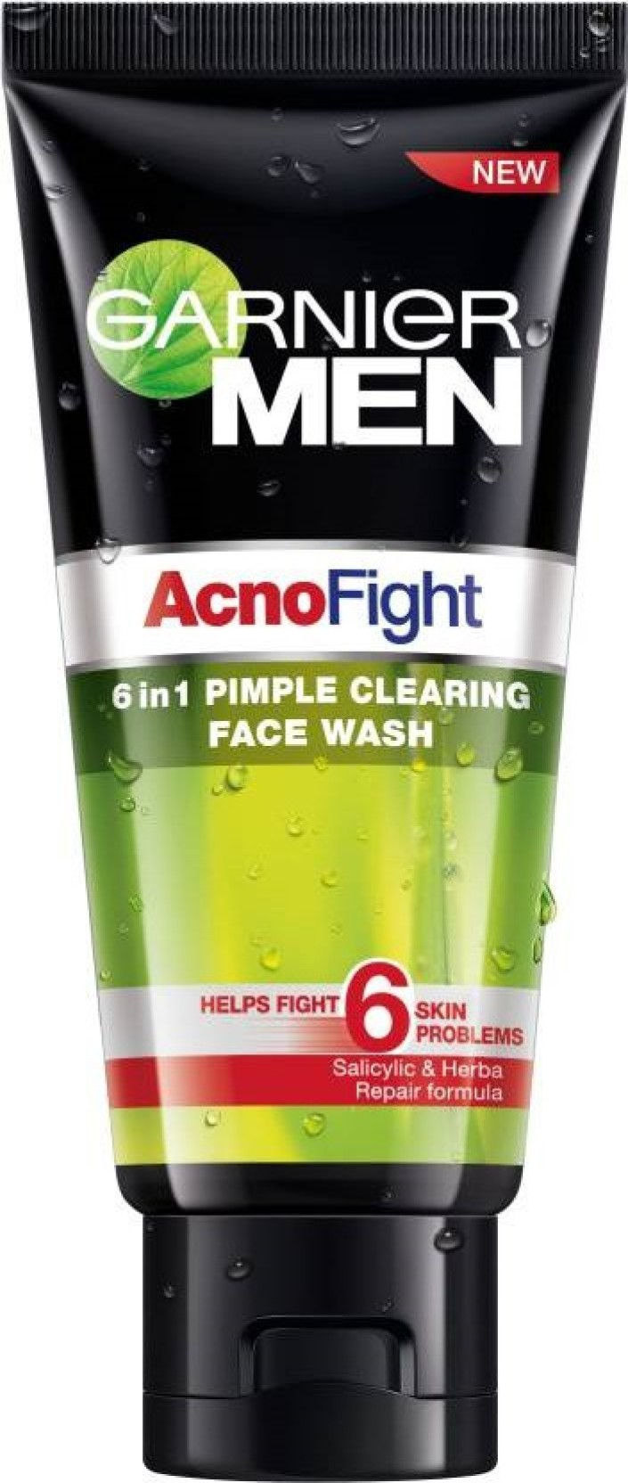Garnier Acno Fight 6 In1 Pimple Clearing Face Wash Price Pure Active Acne Oil 100ml Home