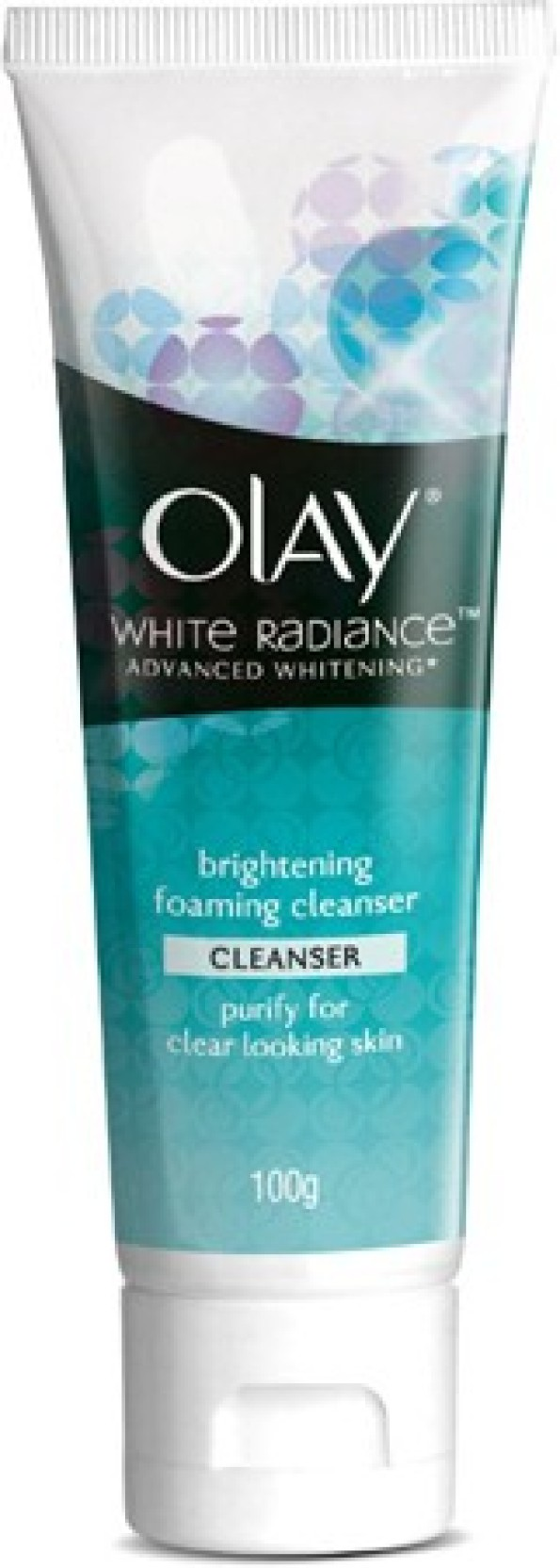 Olay White Radiance Advanced Whitening Brightening Foaming Cleanser Face Wash. Share