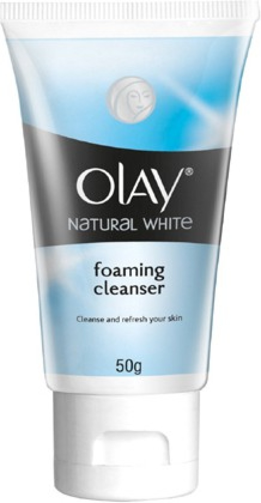 Olay Natural White Foaming Cleanser Face Wash Price In India Buy Total Effect 50gr Share