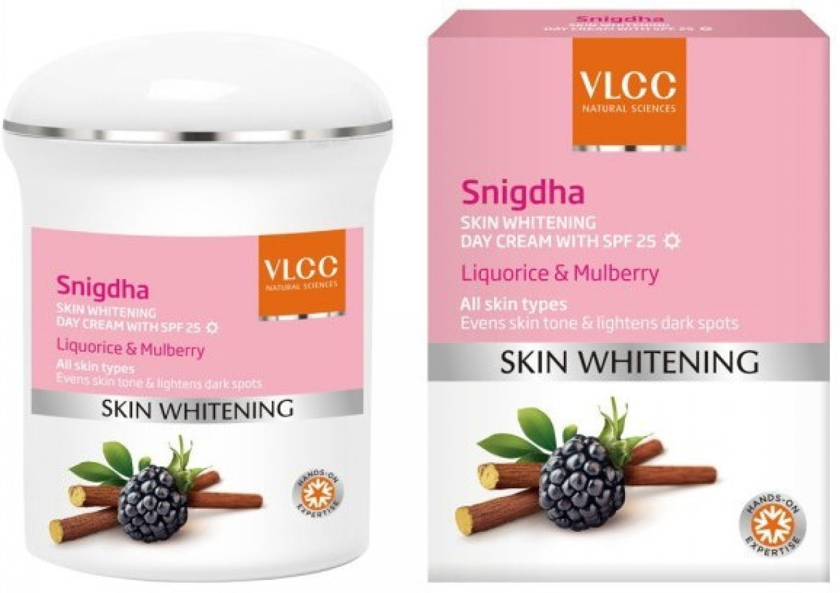 VLCC Snigdha Skin Whitening Day Cream SPF 25