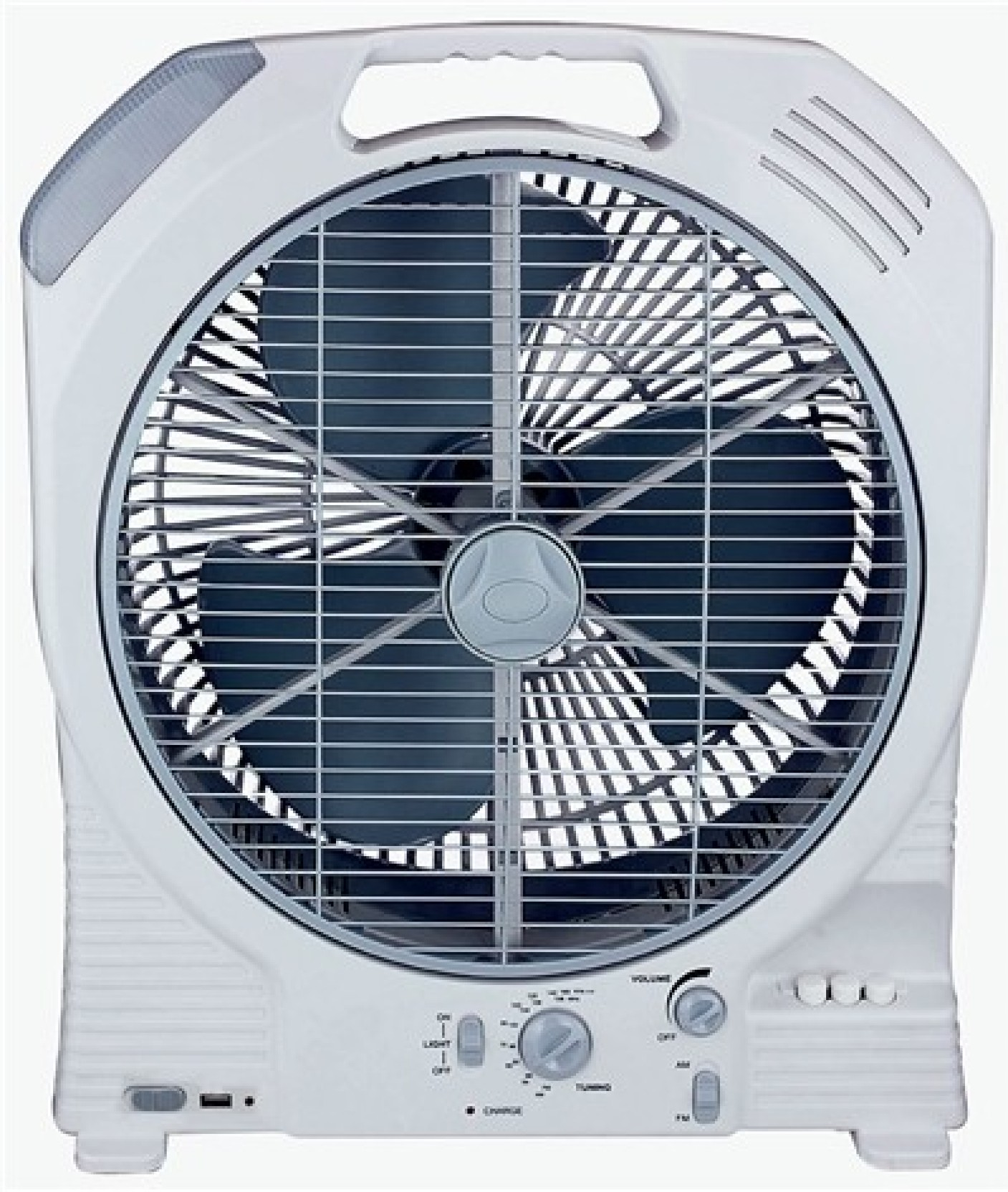 Super It Nova 14 Inches Rechargeable Ac Dc With Led Light