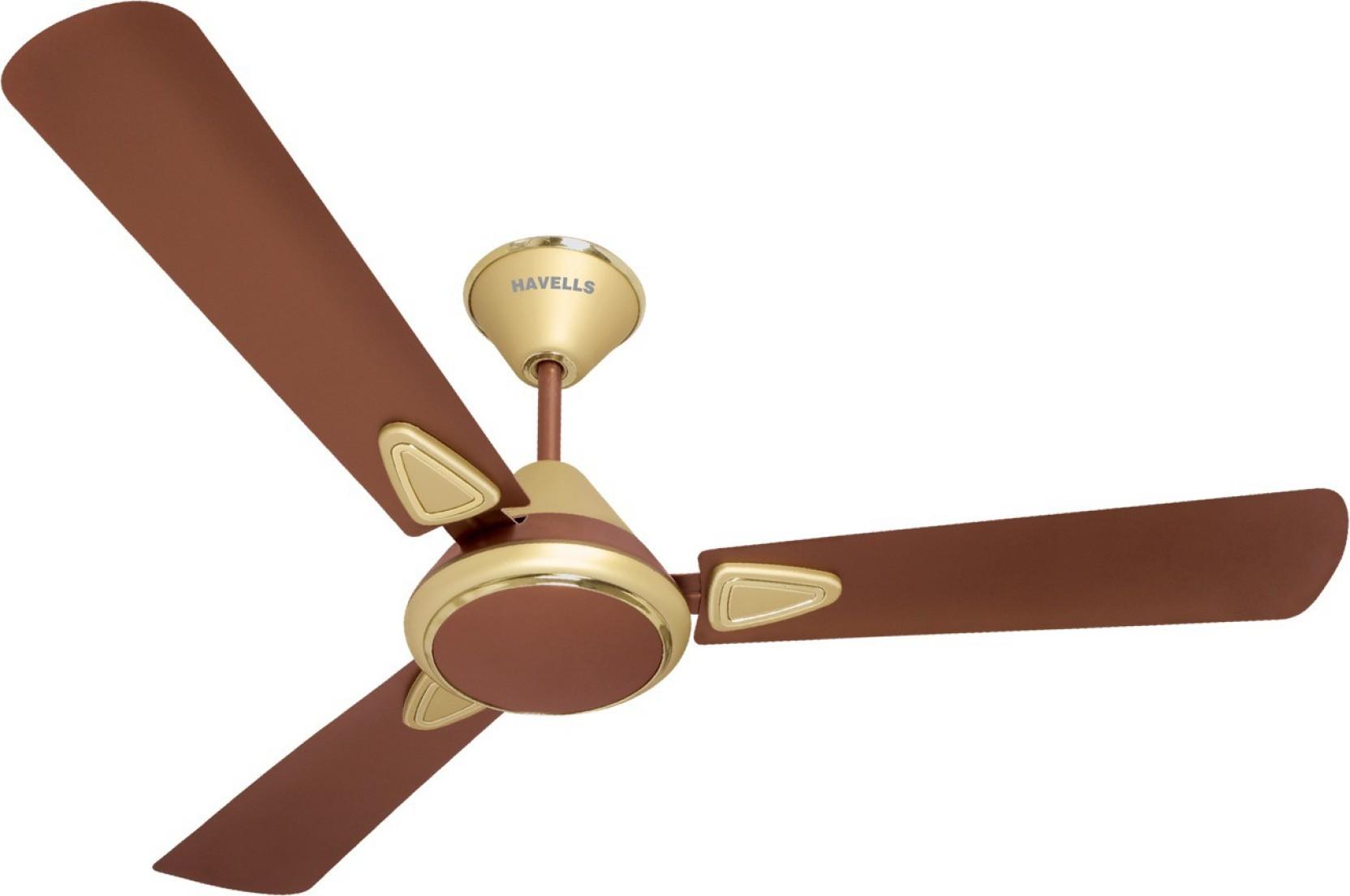 Havells Fusion Ii 900mm Matt Beige 3 Blade Ceiling Fan