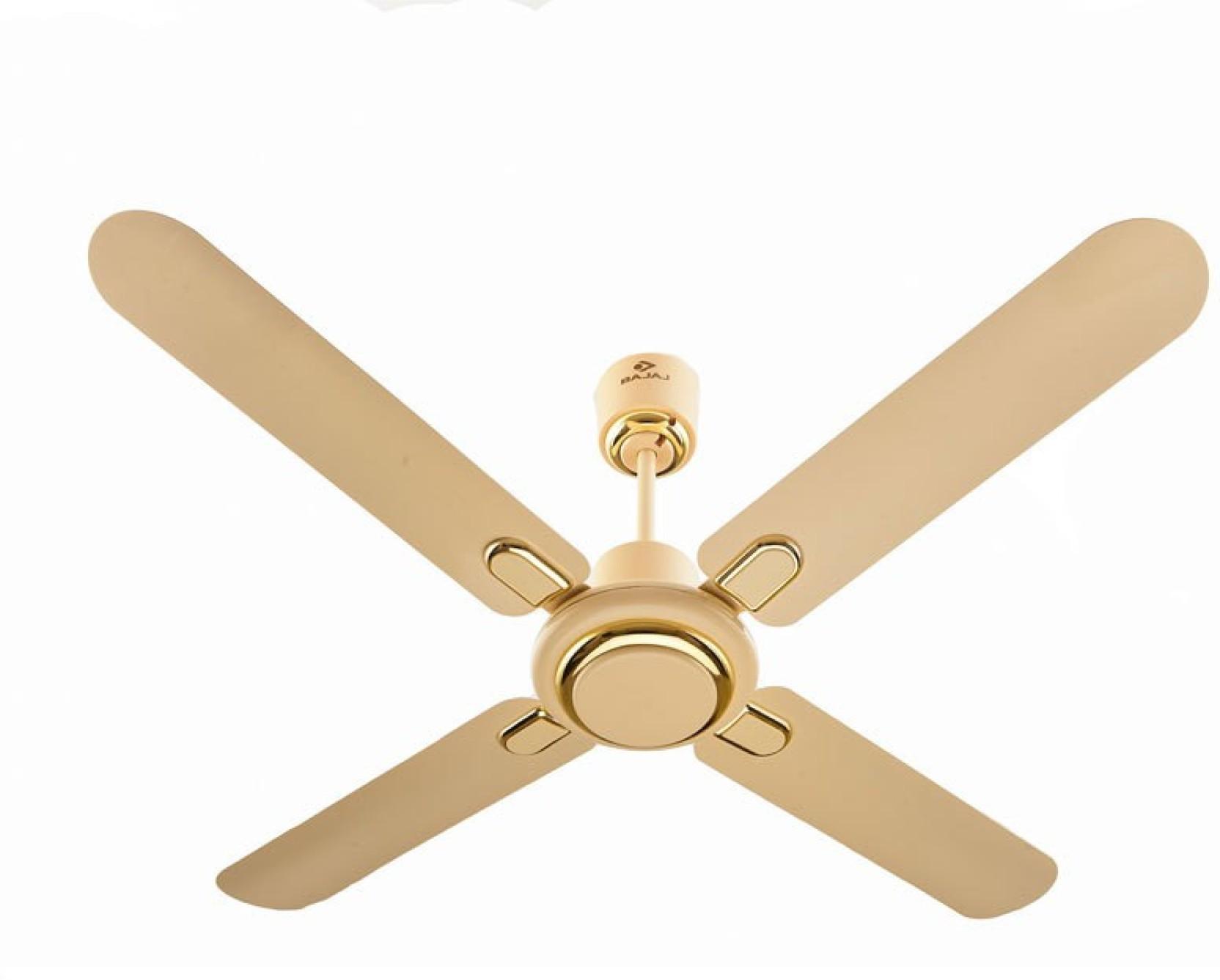 Bajaj Regal Gold 4 Blade Ceiling Fan Price in India Buy Bajaj