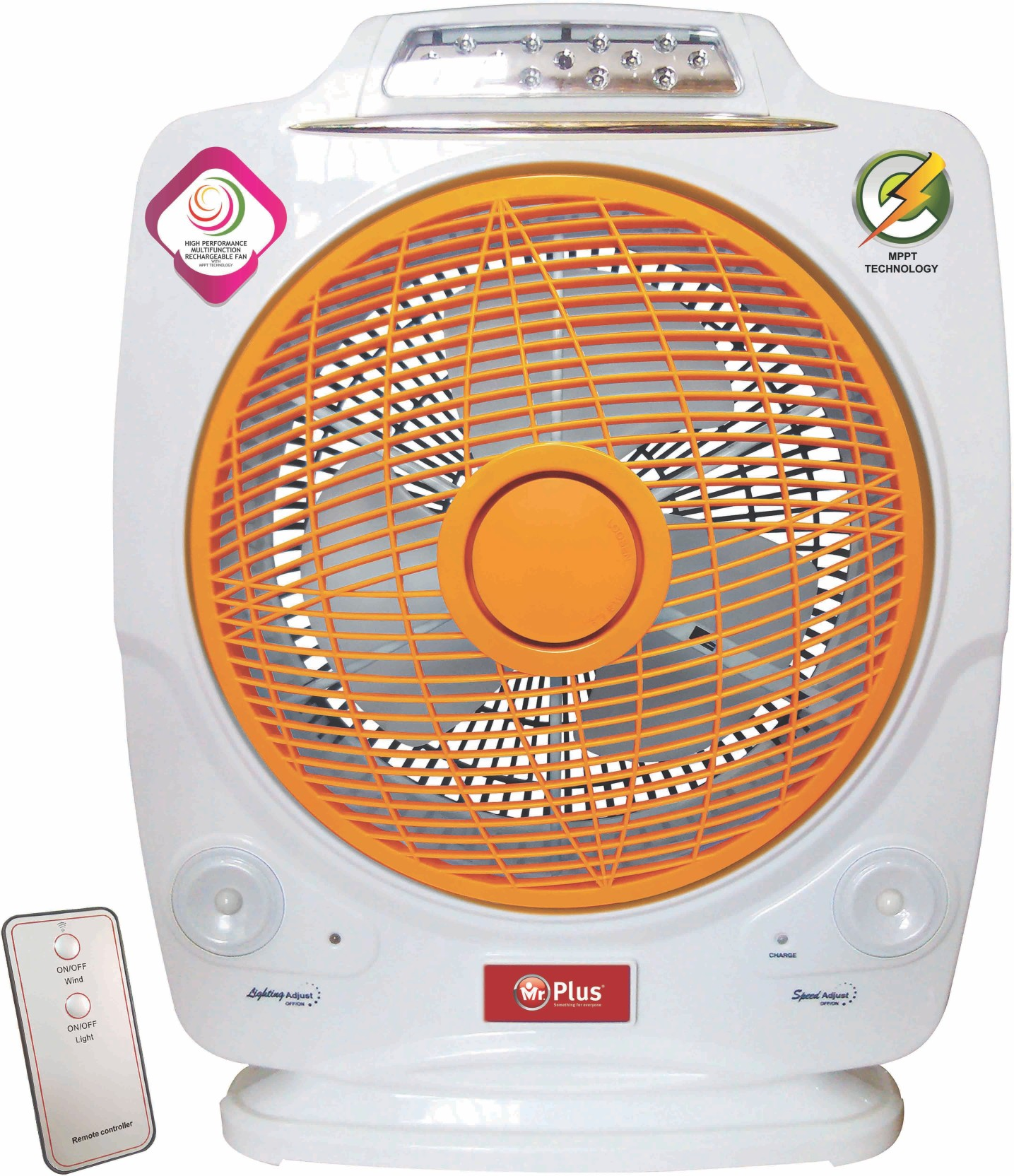 Mr light mr plus 3412 3 blade table fan price in india for Lighting plus online