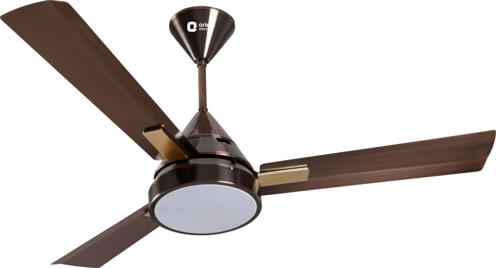 Orient Spectra Led Fan With Remote 3 Blade Ceiling Fan