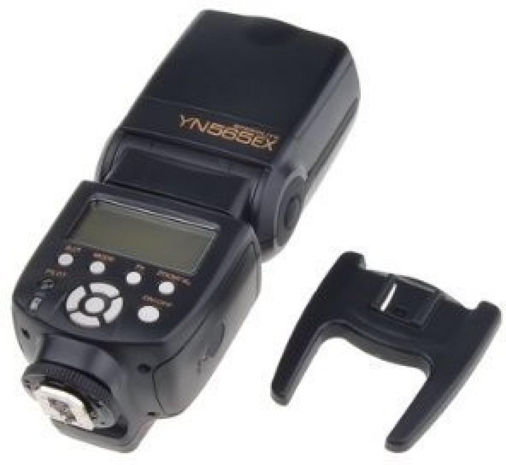 Yongnuo Yn 565ex Ettl Speedlite Flash For Nikon Ii Ttl Lcd Canon Share