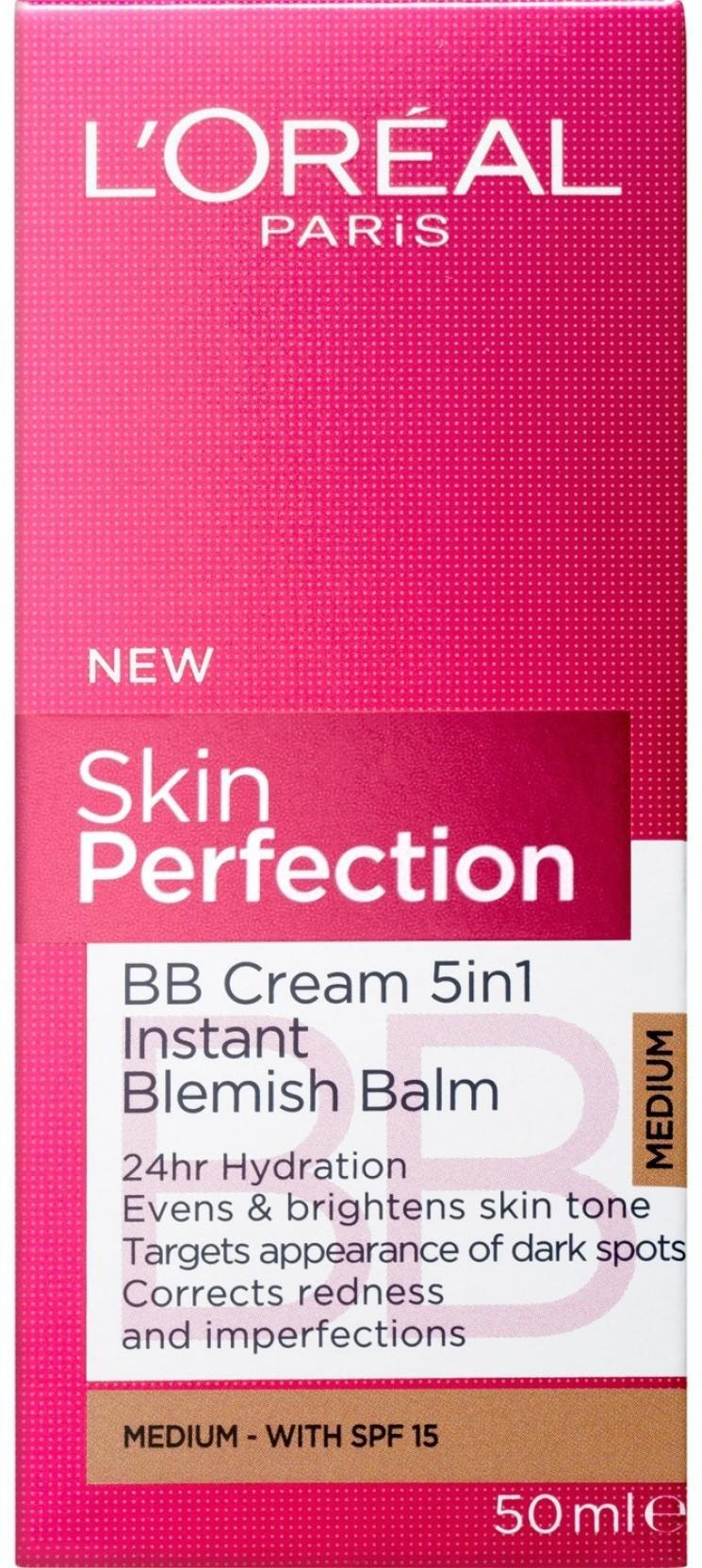 Loreal Paris Skin Perfection Bb Cream Foundation Price In India