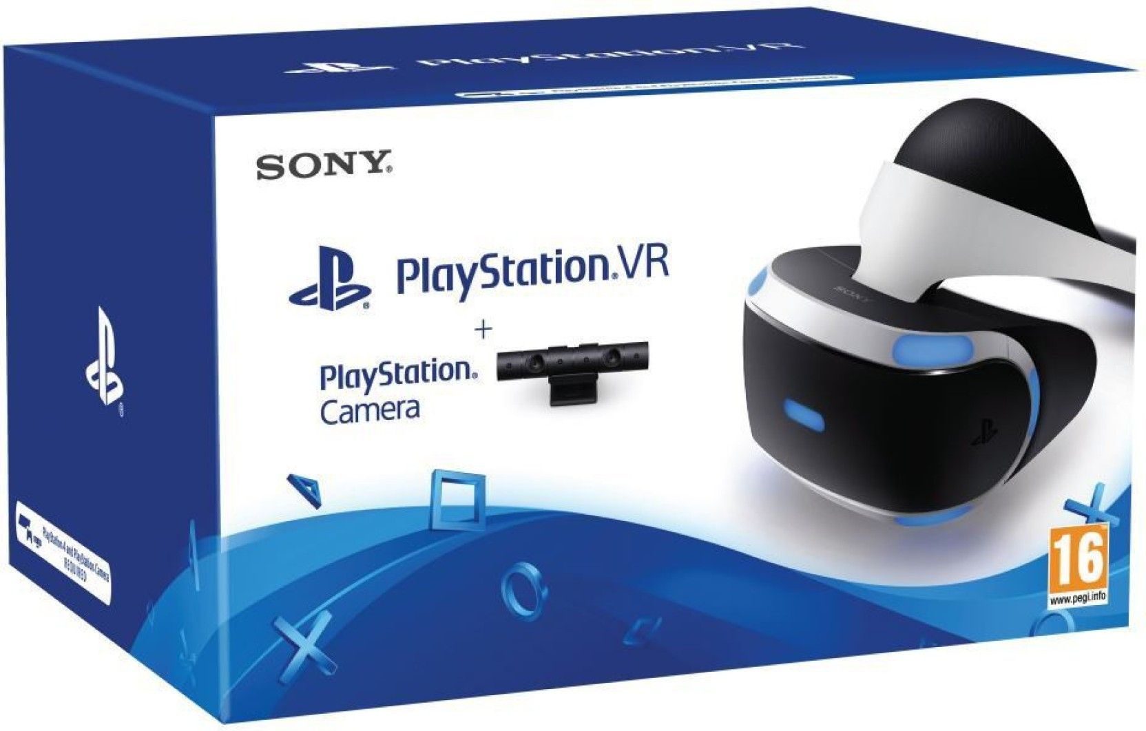 Sony PlayStation VR with Camera Bundle Price in India - Buy Sony ...