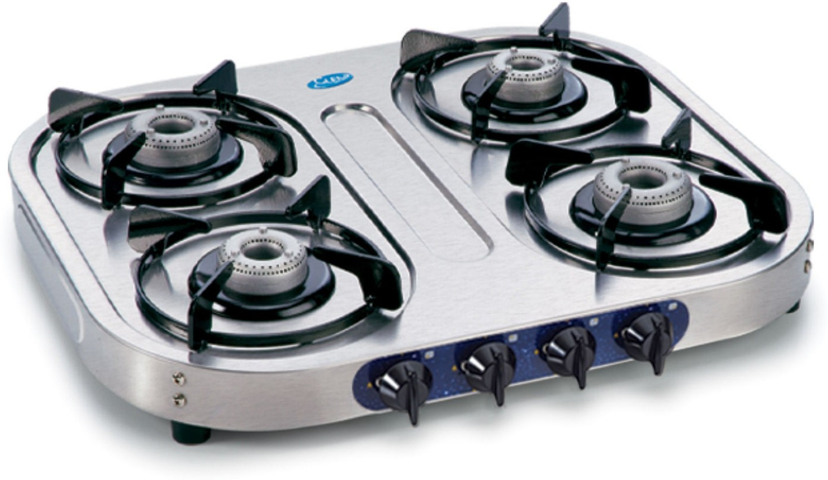 Glen Stainless Steel Manual Gas Stove Price In India Buy