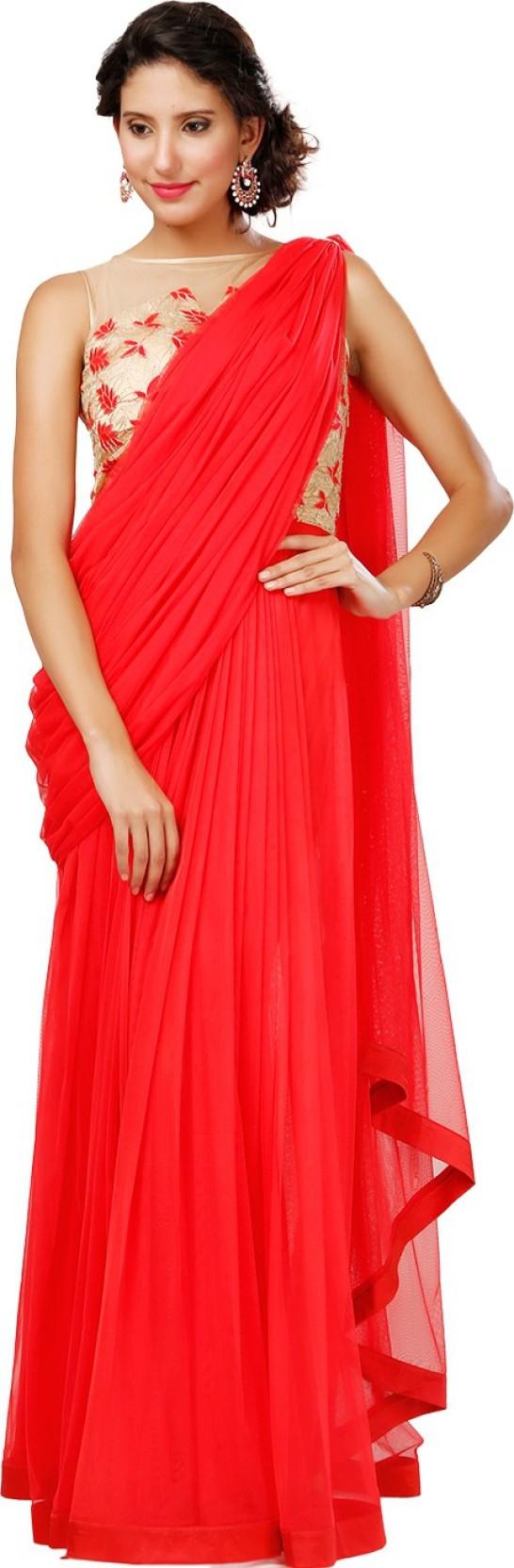 20def22fc50 Eavan Saree Gown Price in India - Buy Eavan Saree Gown online at ...
