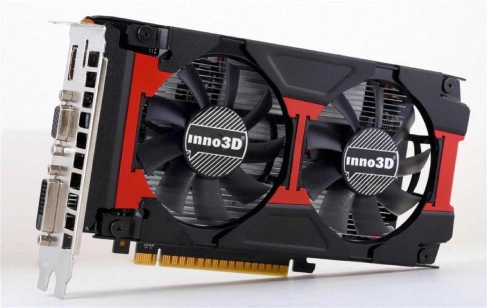Inno3d Nvidia Geforce Gtx 750 Ti 2 Gb Gddr5 Graphics Card Inno 3d 1050ti 4gb Ddr5 Compact Share