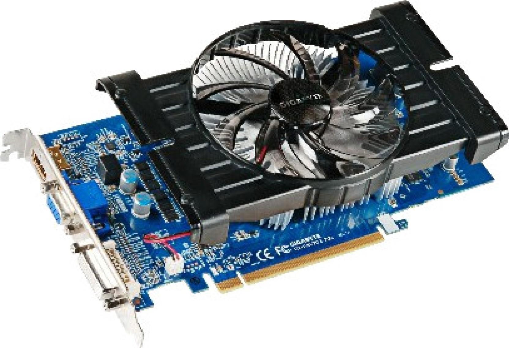 Gigabyte AMD/ATI Radeon HD 6670 2 GB DDR3 GV-R667D3-2GI