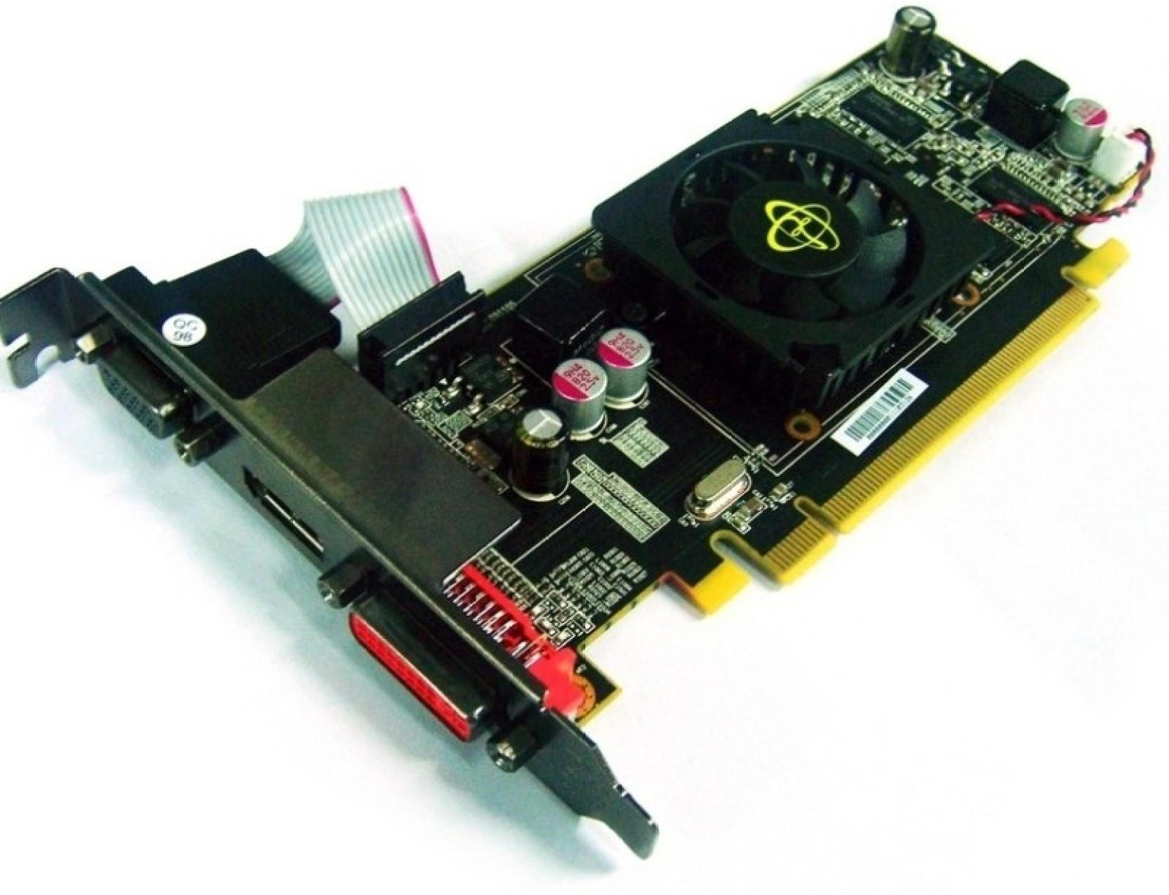 XFX AMD/ATI Radeon HD 4350 512 MB DDR2 Graphics Card