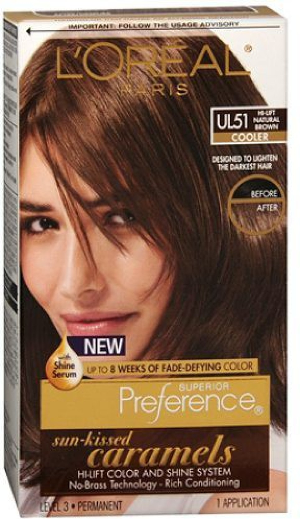 Loreal Paris Paris Preference Sun Kissed Caramels Hair Color