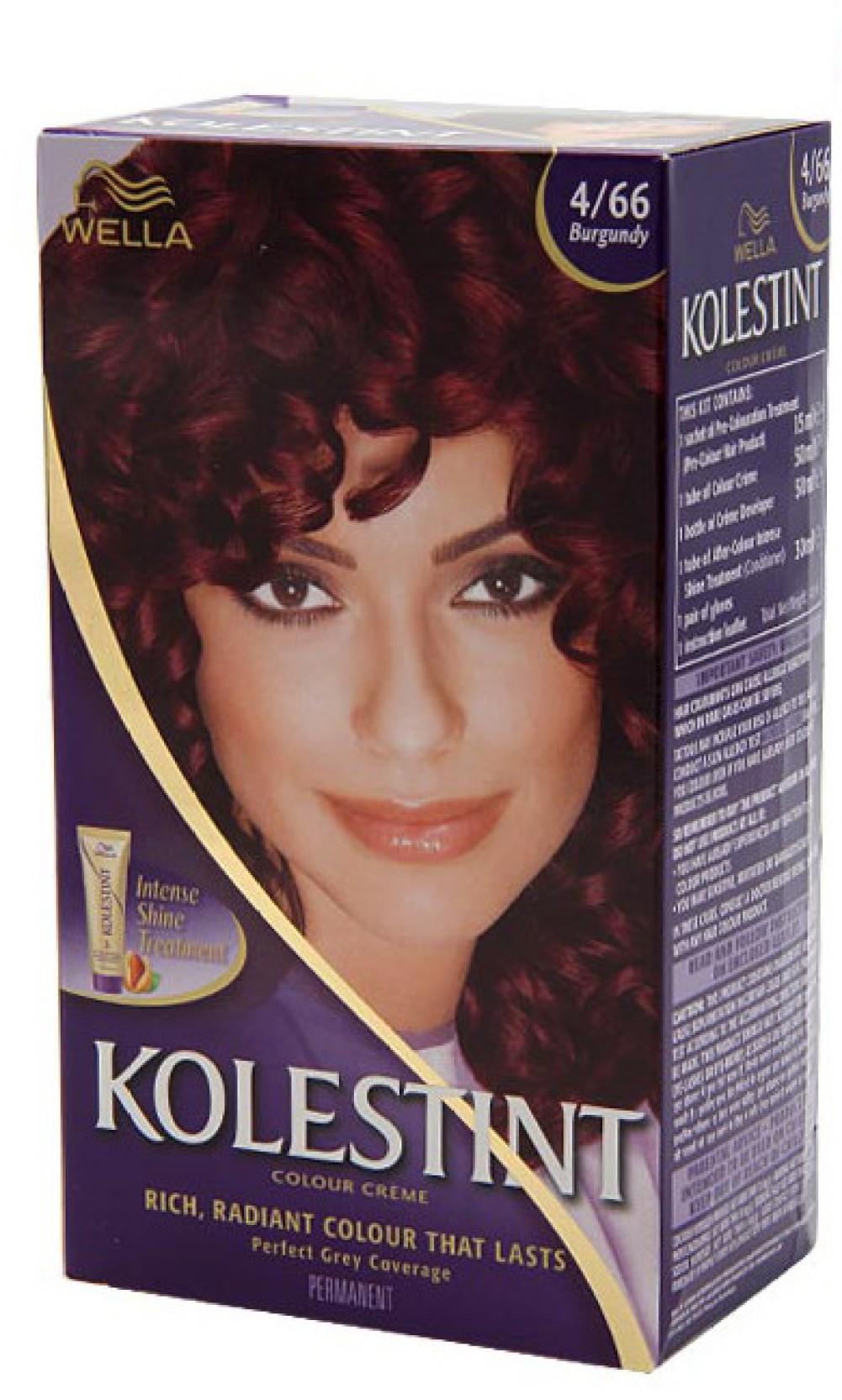 Wella Professionals Kolestint Hair Color Price In India Buy Wella
